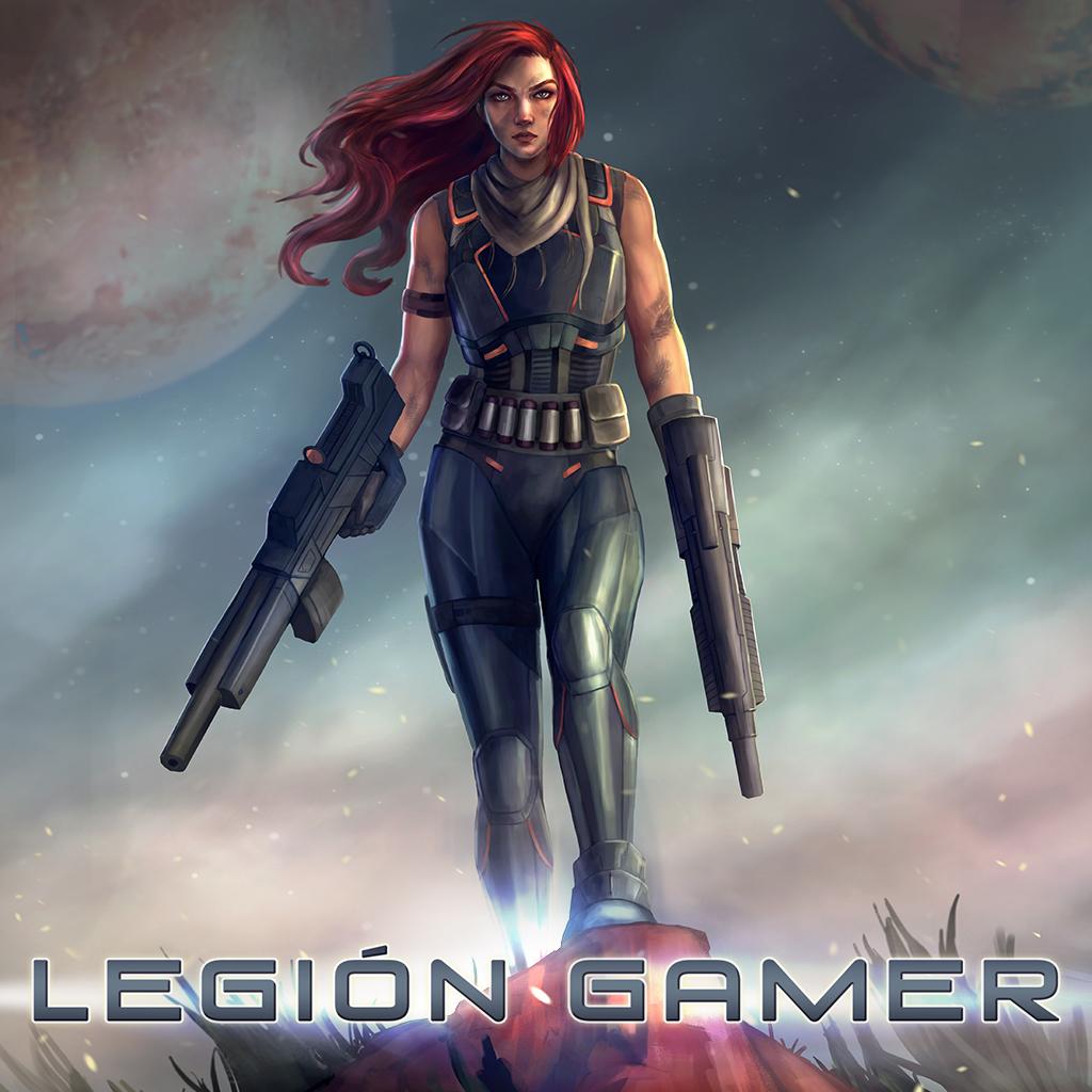 Legión Gamer Logo