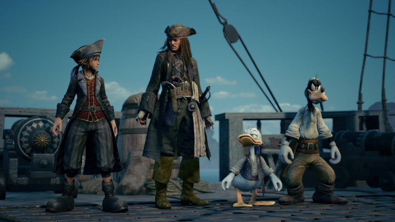 Kingdom Hearts Pirate
