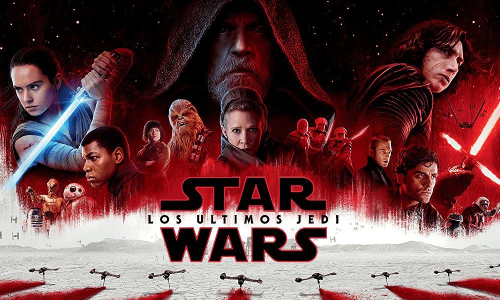 Star Wars TTJ